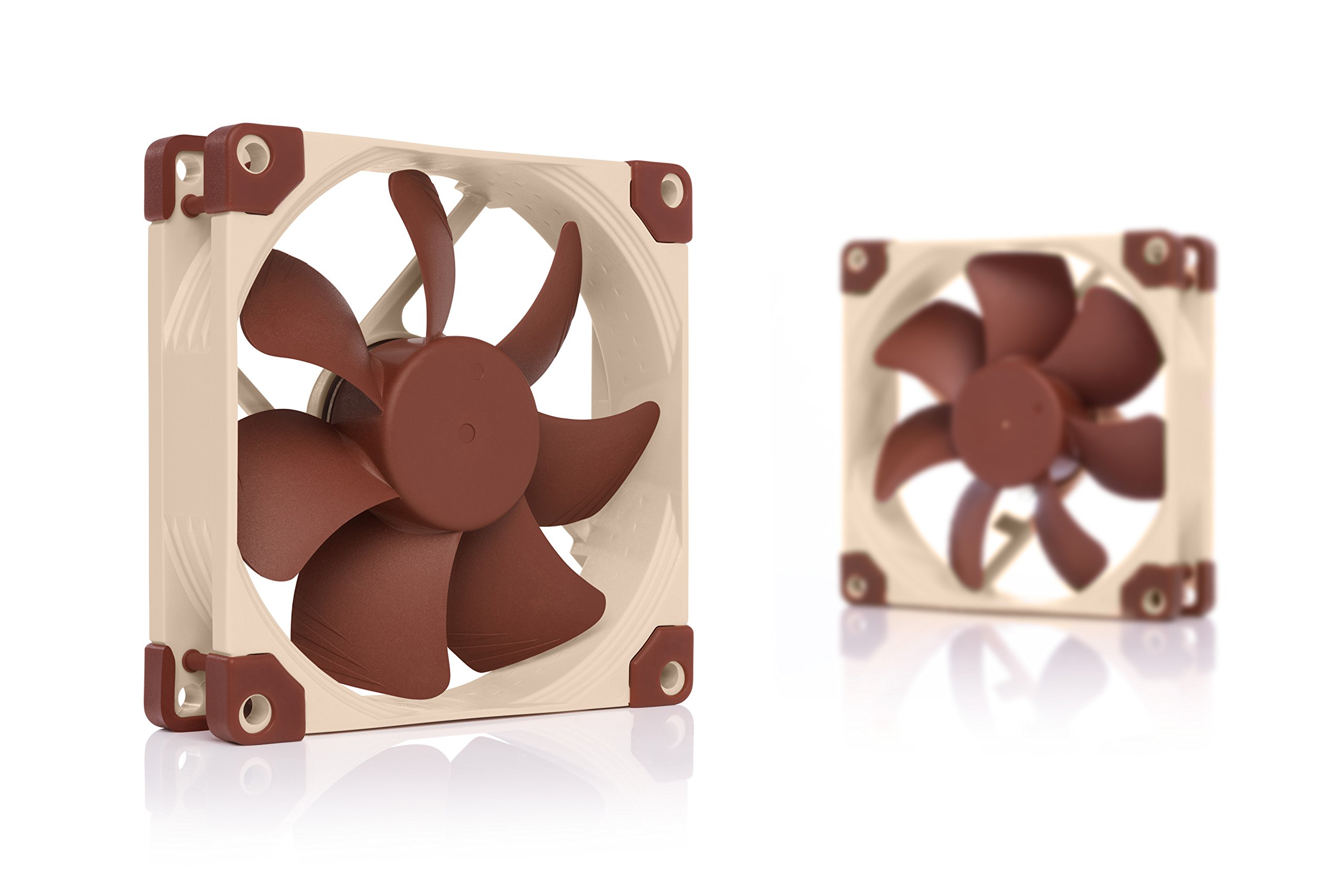 Noctua AAO Frame Design SSO2 Bearing Quiet Fan(NF-A9 PWM) by noctua (Image #7)
