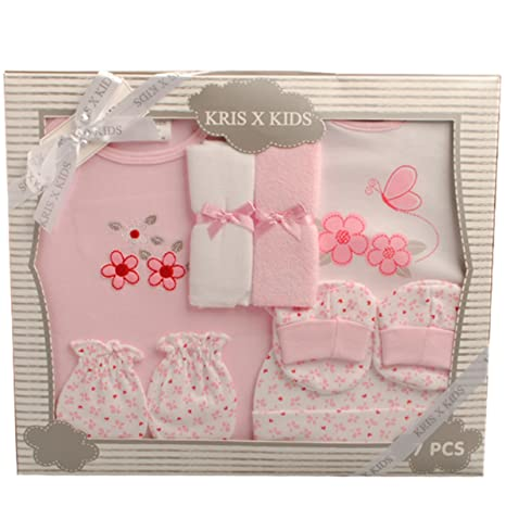 Lujo recién nacido 7 PCS Set de regalo 0 - 3 meses. Disponible en ...