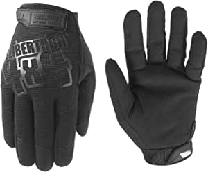 Seibertron Original Multifunction Mechanic Touchscreen Safety Work Gloves Fit for Working On Cars,Driving,Gardening, Mechanics and Outdoor Sports Protect Fingers and Hands
