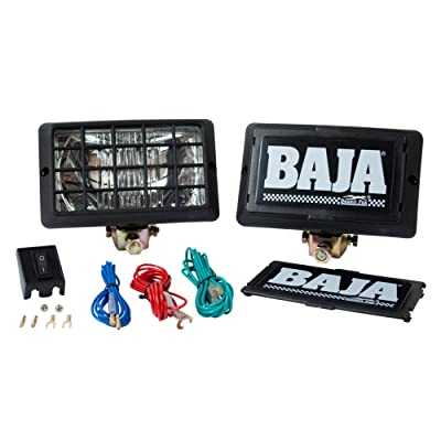 Blazer CW8002K Rectangular Driving Light Kit: Automotive