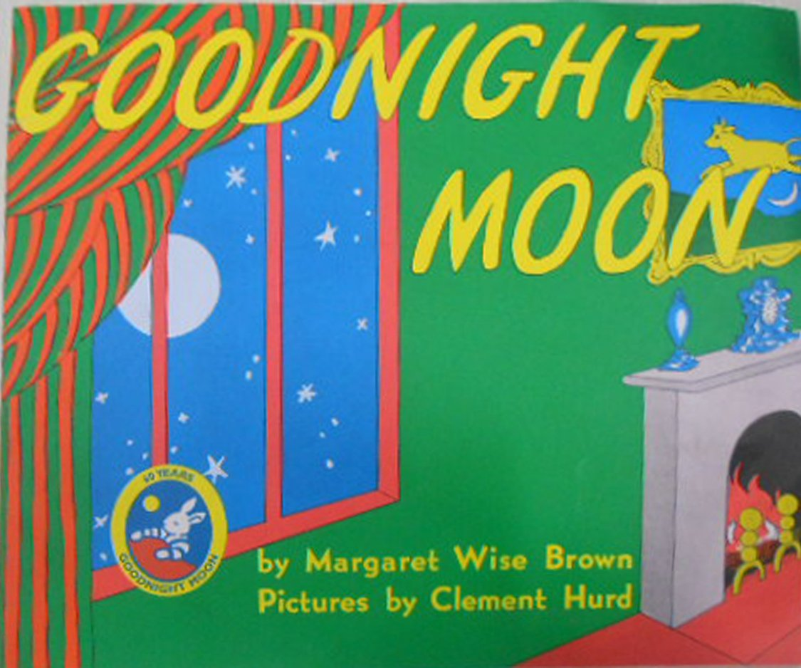 Goodnight Moon: Margaret Wise Brown, Clement Hurd: 8601400225332 ...