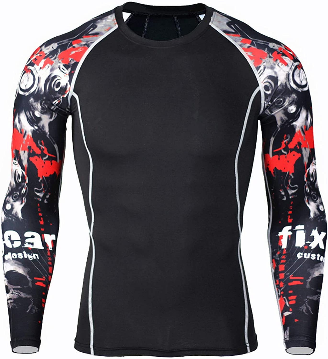 Winter Thermal Mens Underwear T-Shirts Leggings Men Thermal Underwear Male Compression Tracksuit Little Happiness