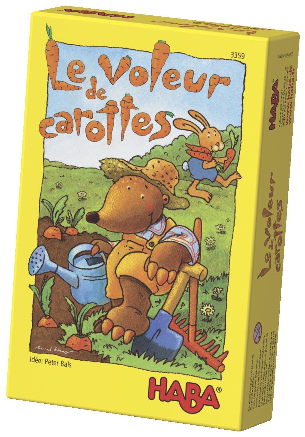 Haba - Le Voleur de Carottes, 003359