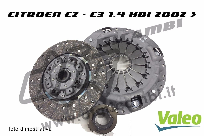 Valeo 832263 Kit d'embrayage Valeo Service France 832263-VAL