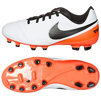 reputable site 9db53 230c1 Nike Jr Tiempo Legend VI FG, Chaussures de Football Mixte Bébé, 32 EU