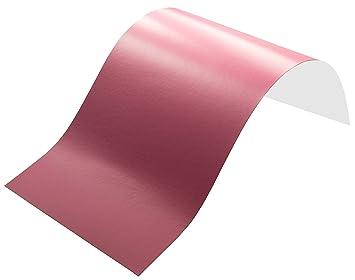 3,2€//m² Plotterfolie MATT 13 rot 125 x 106 cm  Möbel-Folie selbstklebend
