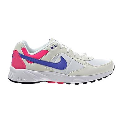 hot sale online 81b4a 175fd Nike Herren Air Icarus NSW Turnschuhe, Blanco (White Lapis-Cherry-Black),  42 EU  Amazon.de  Schuhe   Handtaschen