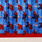Character World 72-inch Ultimate Spider-Man City Curtains