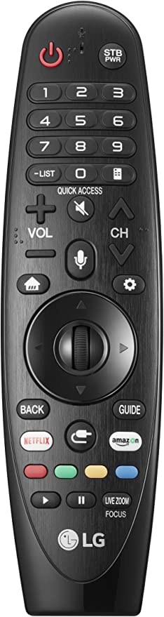 New OEM LG Magic Remote AN-MR650 ANMR650A For LG Smart TV 2018-2019 Models