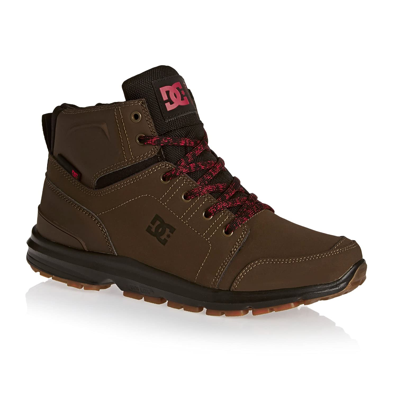 DC Shoes Torstein, Botas Clasicas Para Hombre 48.5 EU|Dark Chocolate