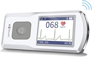 EMAY Bluetooth Portable ECG/EKG Monitor
