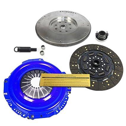 Amazon.com: STAGE 2 CLUTCH KIT+FLYWHEEL for 94-97 DODGE RAM 2500 3500 5.9L CUMMINS DIESEL: Automotive