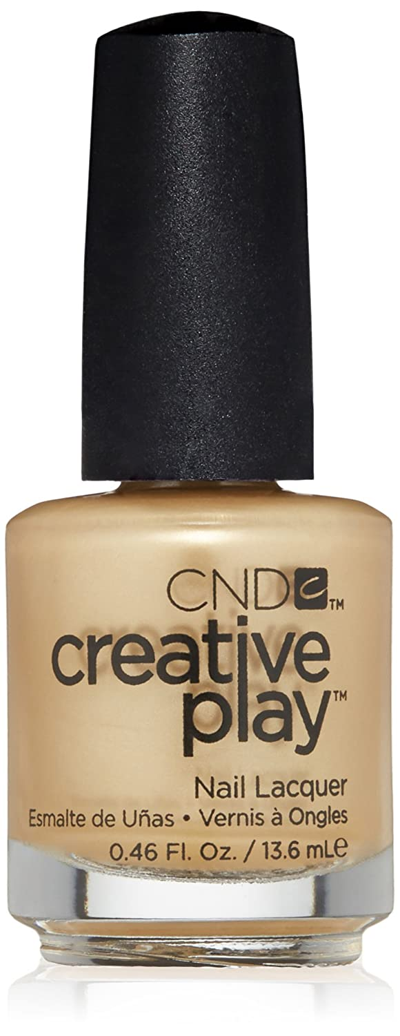Amazon.com: CND Creative Play Nail Polish, Poppin Bubbly #464, 0.46 ...