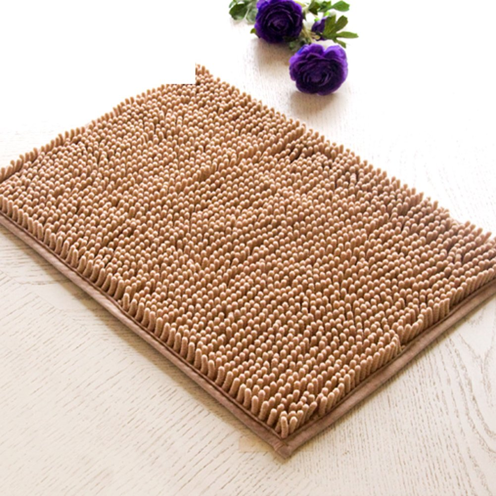 F 200x250cm(79x98inch) Anti-slip water-absorbent snow nile mat kitchen bathroom door mat-F 200x250cm(79x98inch)
