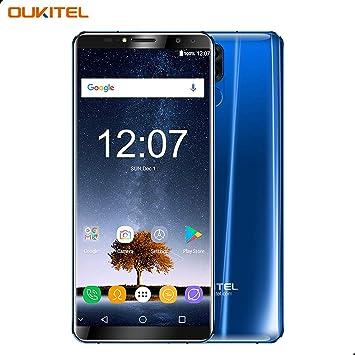 OUKITEL K6-4G Smartphone Libre DE 6.0