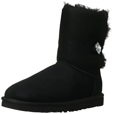 201a0c21b9a7a9 UGG Women s Bailey Button Bling Winter Boot