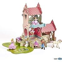 Papo- Princess Castle Figura, Multicolor (60151)