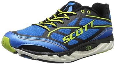 34ee25b077fad Scott Running Men's Eride AF Support 2.0 Mens Running Shoe,Blue/Green,8 D US