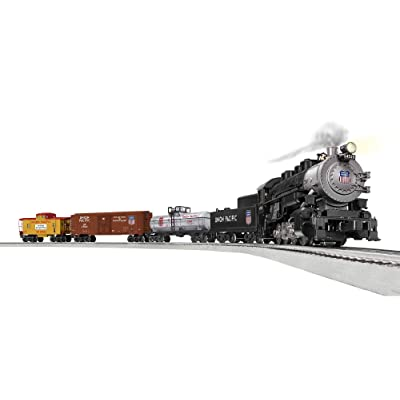 Lionel Trains - Union Pacific Flyer LionChief Set with Bluetooth, O Gauge: Toys & Games