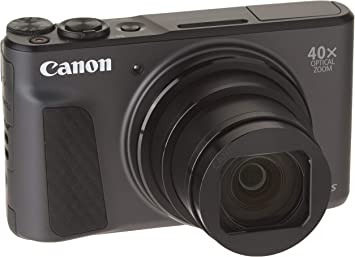 Canon POWERSHOT SX730 Negro CÁMARA DE Fotos Digital COMPACTA 20.3 ...