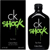 CK One Shock 200ml EDT, 200 ml