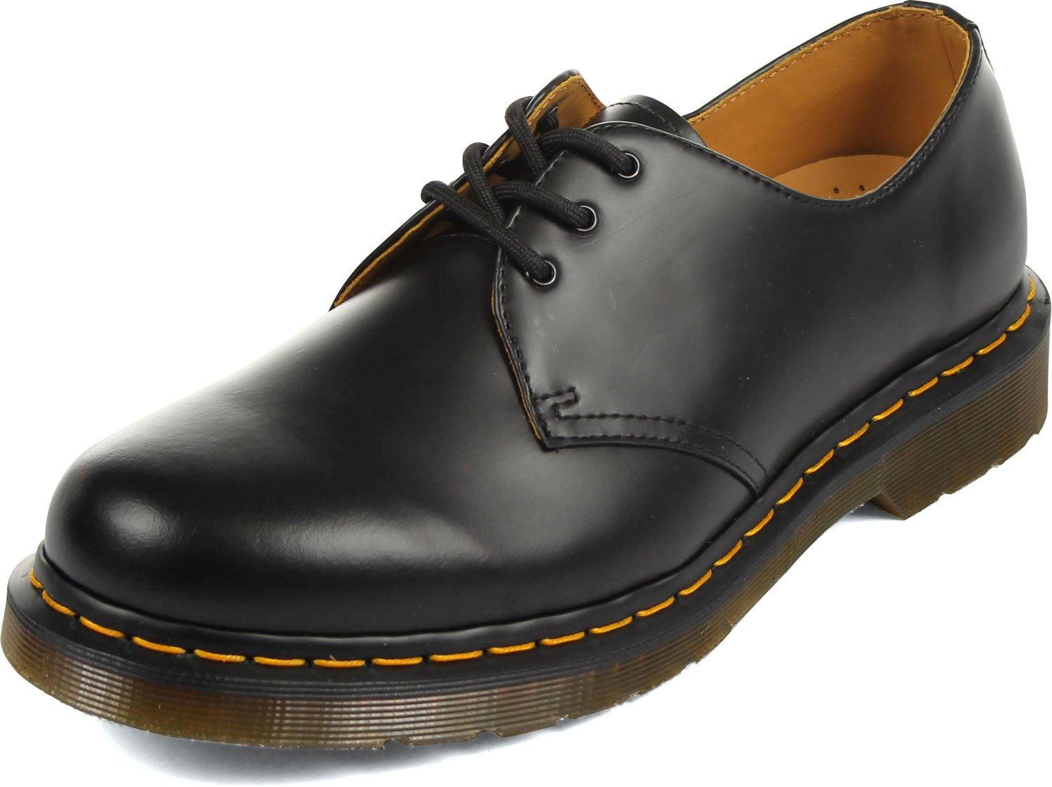 Dr. Martens Unisex Oxford Black smooth 11 D(M) US