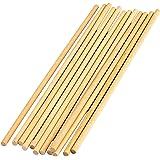 """STEM Basics: 1/4"""" Wood Dowels - 12 Count"""