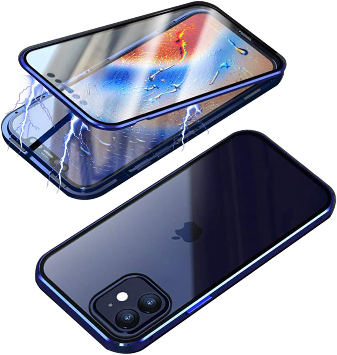 RANYOK Magnetic Case Compatible with iPhone inch 12 Pro 6.7 Max 47% Very popular! OFF