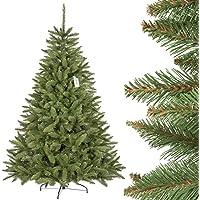 FairyTrees Arbre de Noël Artificiel Premium Sapin de Noël Chris Arbre Artificiellement Arbre d'art Arbres de Noël Artificiels *ÉNORME SÉLECTION*