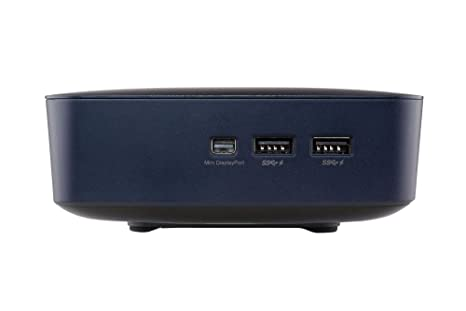 ASUS VivoMini UN45-VM242M Intel SoC 1,6 GHz N3060 0.73L Sized PC Azul - Barebón (Intel SoC, Intel® Celeron®, Intel® Pentium®, Intel® Celeron®, 1,6 GHz, ...