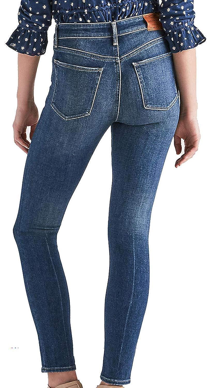 Lucky Brand Womens Bridgette High Rise Ankle Skinny Jean League City