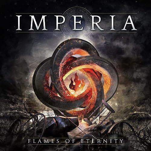 Imperia - Flames of Eternity (Digipak)