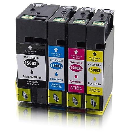 Cartuchos Compatibles PGI-1500 para Canon MAXIFY MB2000 MB2050 ...
