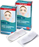 Deep Cleansing Blackhead Pore Strips - Pack of 96 Peel - Off Blackhead Remover and Pore Unclogging Strips for Nose and…