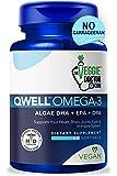 Omega 3 Better Than Fish Oil Omega 3 6 9 - Vegan Omega 3 Fatty Acid Supplements - No Carrageenan – Algae Omega 3…