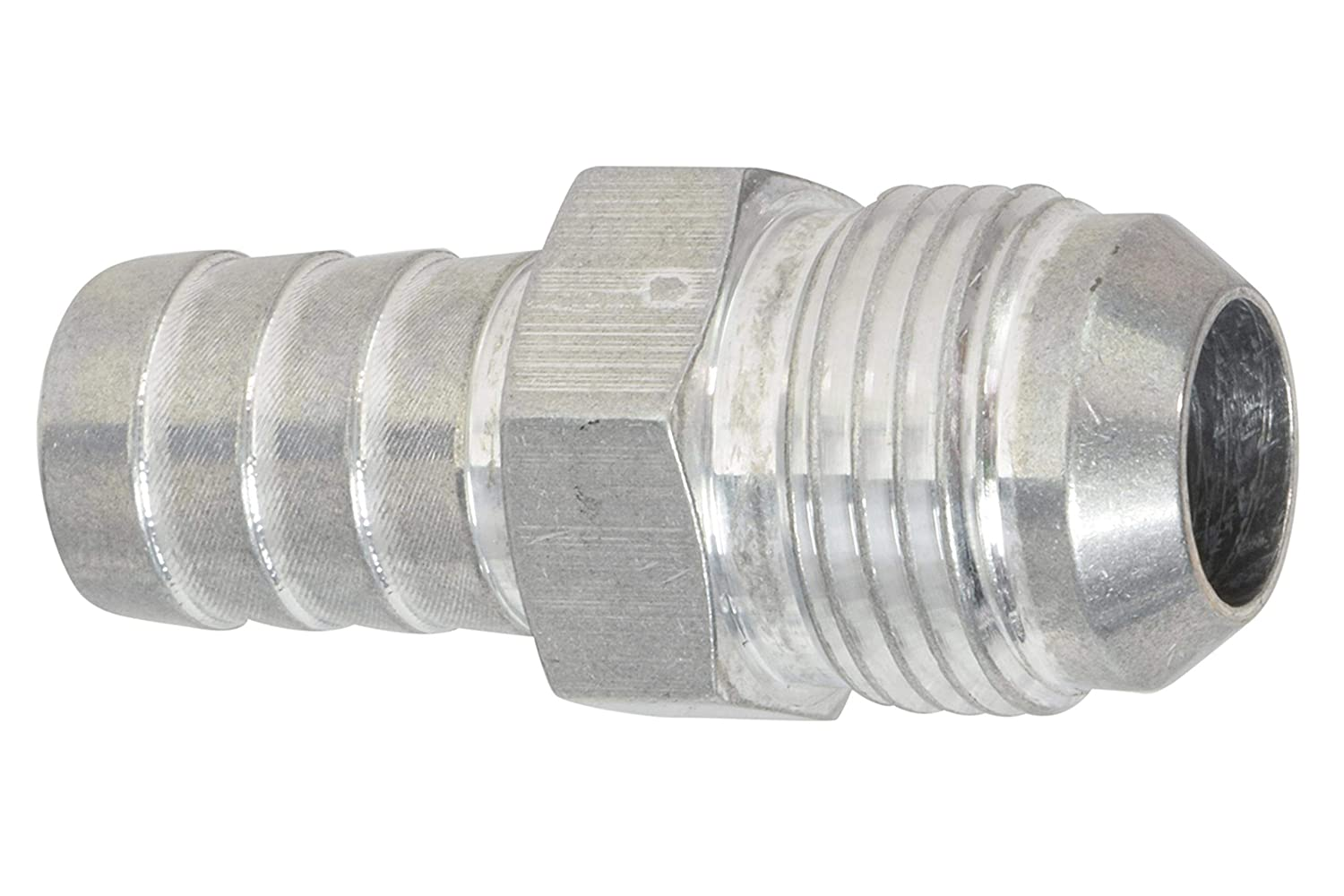10AN Straight Push Lock Hose End Fitting Connector Adapter for 5//8 Fuel Hose