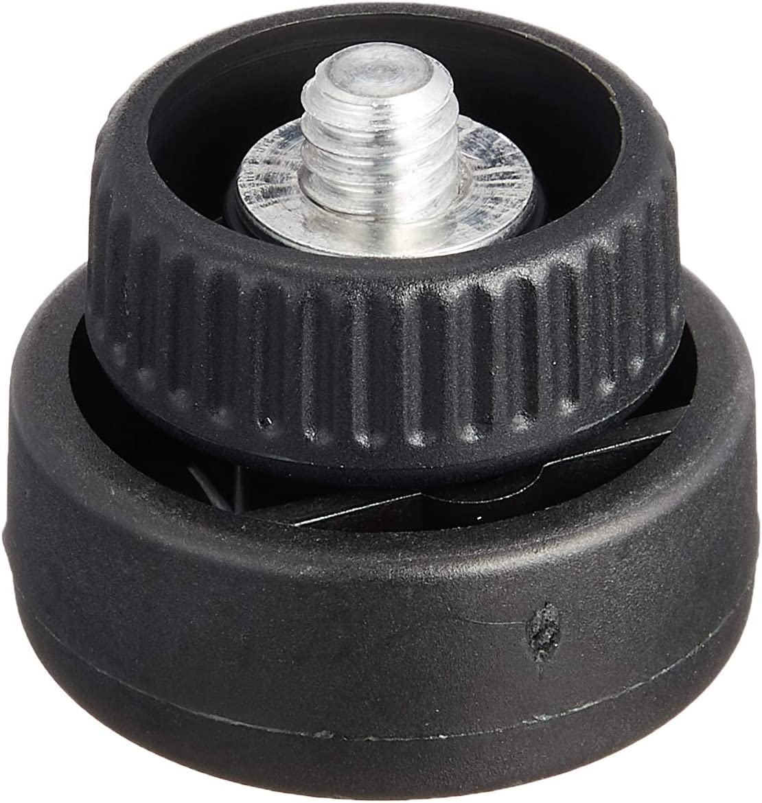 Replaces 2932,Black Manfrotto 143S Flash Shoe for Magic Arm