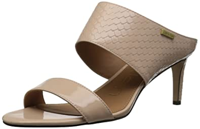 2f38063d502 Amazon.com  Calvin Klein Women s Cecily Dress Sandal  Shoes