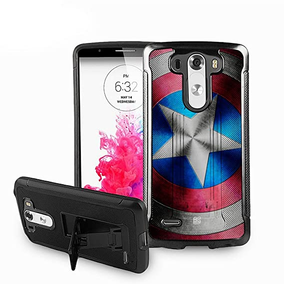 Amazon com: Shell Case Hybrid V4 For LG G3 Mini Vigor Beat