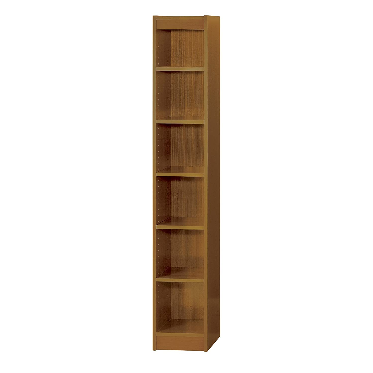 safco products 1511moc baby bookcase 6 shelf 12