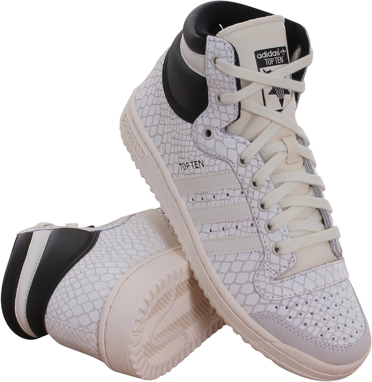 Adidas Top Ten Hi Zapatillas de Deporte Casuales # s75134: Amazon ...