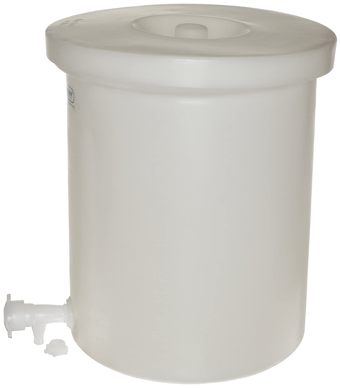 Bel-Art Polly-Crock Polyethylene Tank with Lid, without
