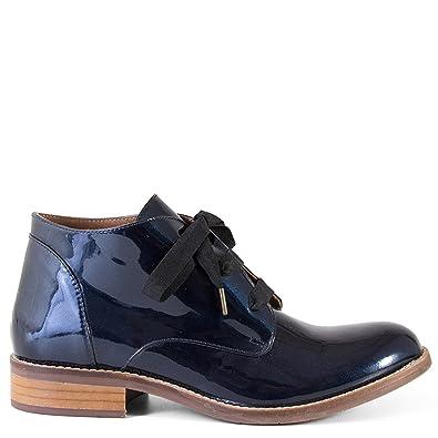 Esska femme Chukka Amazon marine Shoes Bottes 5 bleu bleu 36 PZqPrg