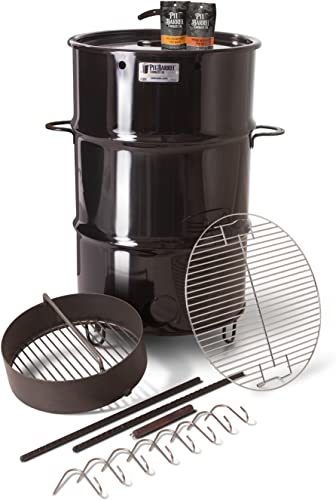 Pit Barrel Cooker Co. 18-1/2 In. Classic Pit Barrel Cooker Package