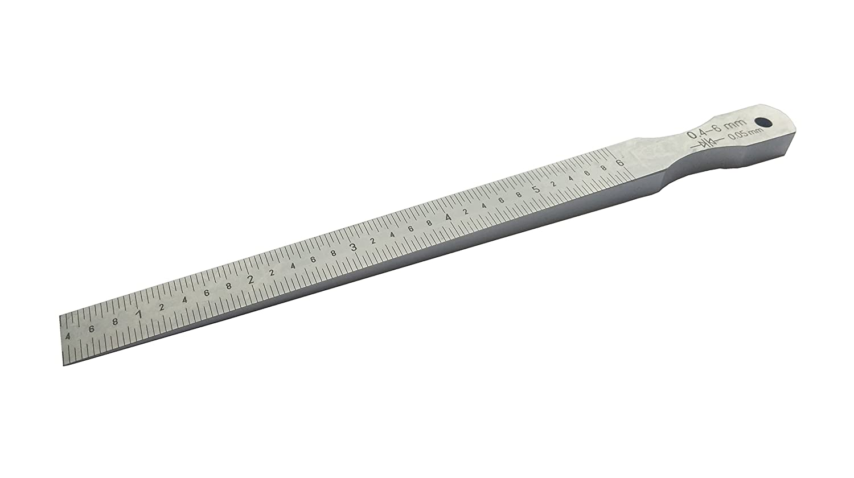 Gaosi Tools Stainless Metric Measure Gage Feeler Gauge
