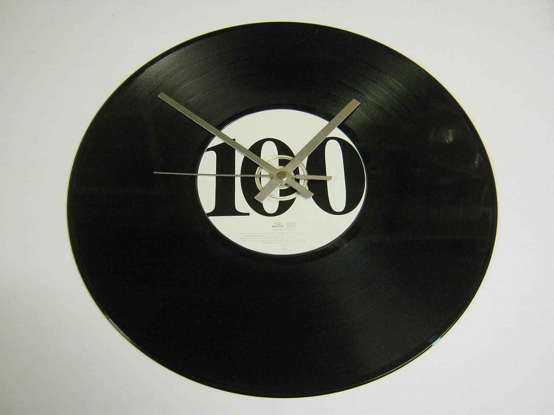 12 CD Record Wall Clock 100 Broken Windows iDLEWiLD