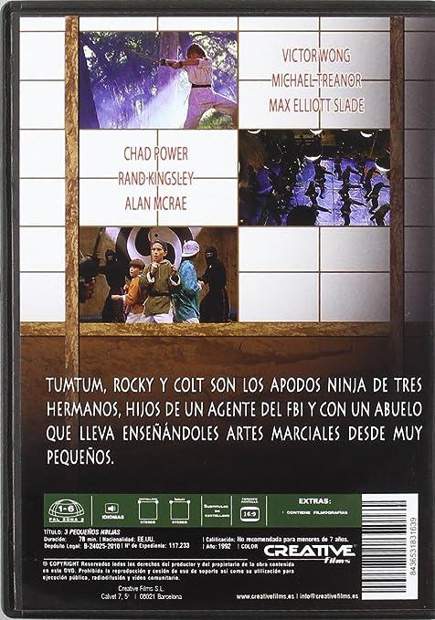 Amazon.com: 3 Pequeños Ninjas (3 Ninjas): Movies & TV