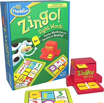 Think Fun High-quality Zingo Sight Words
