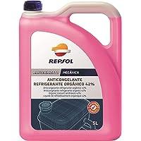 Repsol RP703V39 Anticongelante Orgánico 42%, 5 L