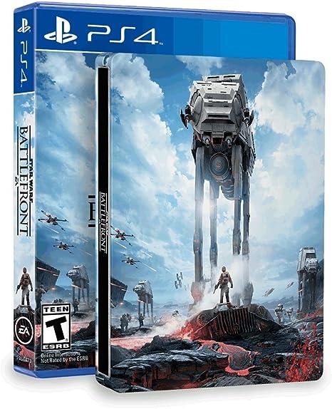 Star Wars: Battlefront & SteelBook (Amazon Exclusive ...